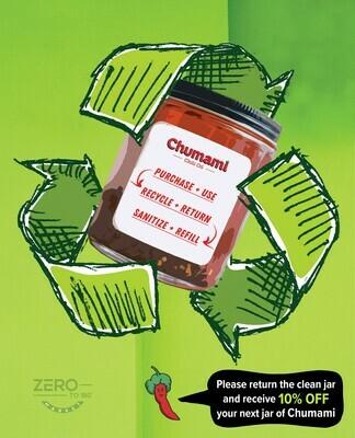 Chumami Chili Oil