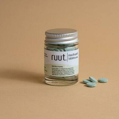 Mouthwash Tablets - Peppermint