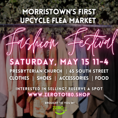 Fashion Festival Vendor Admission