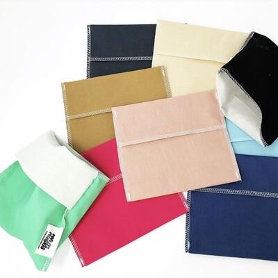 Linen Snack Bag