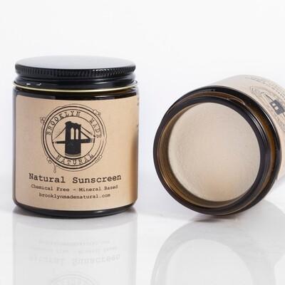 Organic Natural Sunscreen