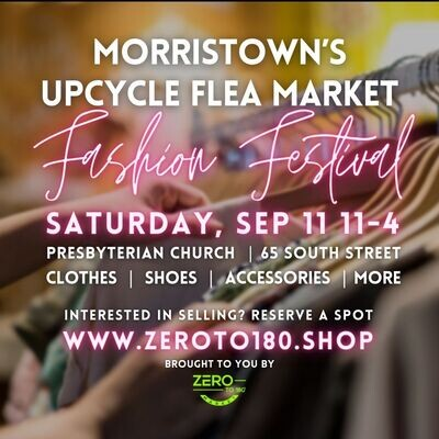 Fashion Festival Vendor Admission