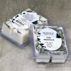Bedrock Wax Melt Fir Needles
