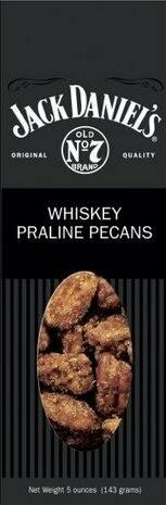 Jack Daniel's Praline Pecans