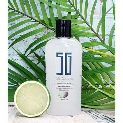 Hand Sanitizer Coconut Lime