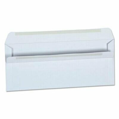 #10 Business Envelopes - Flip & Stick