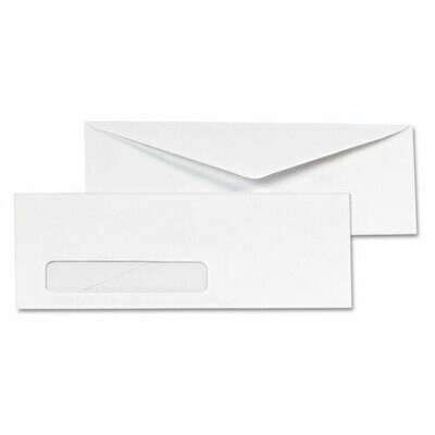 #10 Business Window Envelopes
