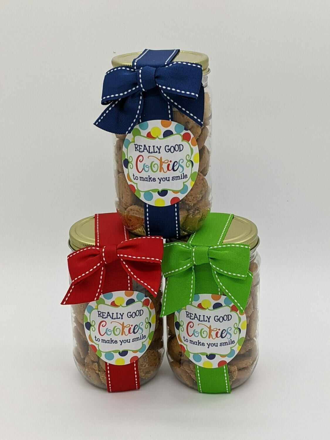 Cookies In A Jar - Chocolate Chip