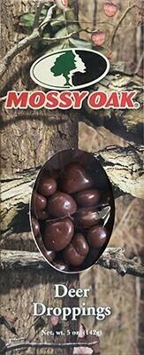 Mossy Oak Chocolate Deer Droppings