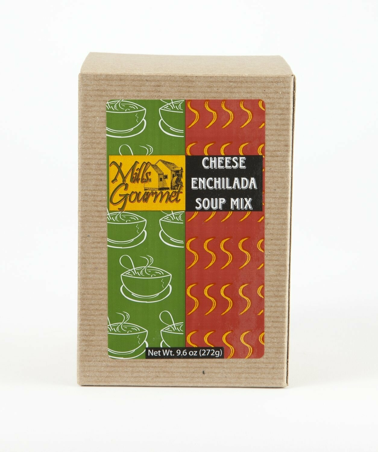 Cheese Enchilada Soup Mix
