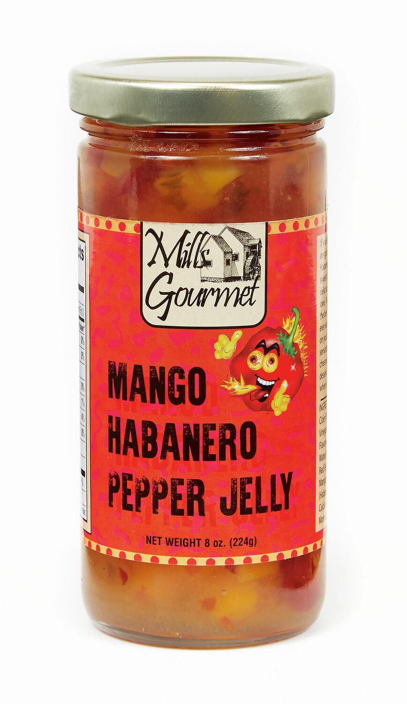 Mango Habanero Pepper Jelly