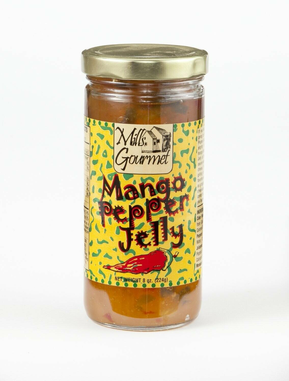 Mango Pepper Jelly