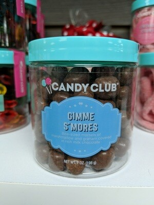 Gimme S'Mores Chocolate Candy