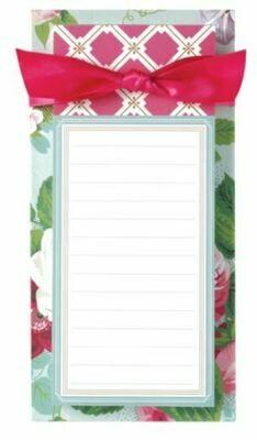 List pad - Floral
