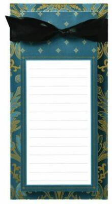 Anna Griffin List Pad - Peacock