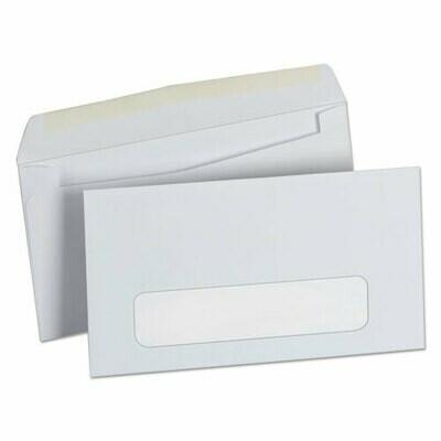 6 3/4 Window Envelopes