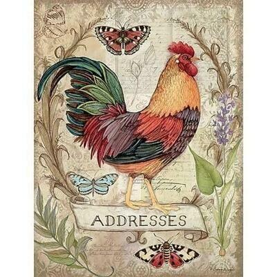 Address Book- Blessings