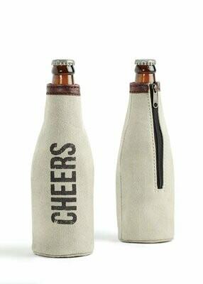 Mona B Bottle Koozie- Cheers