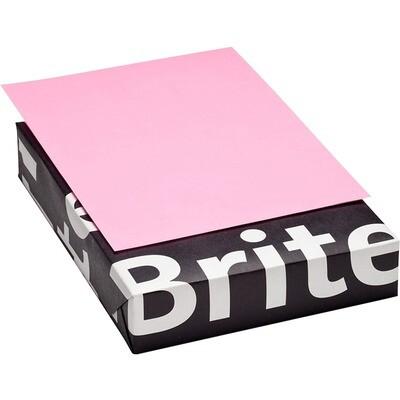 Britehue Ultra Pink Paper - 60lb.