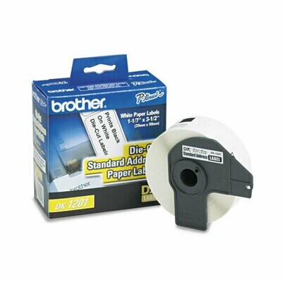 Brother Dk1201 Labels