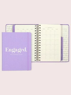 Bridal Appointment Calendar- Kate Spade