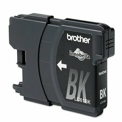Brother LC61 Black Cartridge