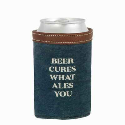 Can Coolie - Beer Cures What Ales You