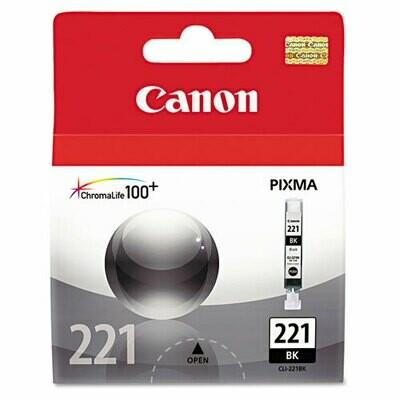 Canon 221Black Ink Cartridge