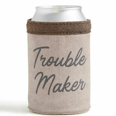 Mona B Can Koozie - Trouble Maker