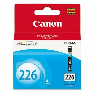 Canon 226 Cyan Cartridge