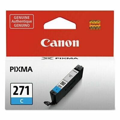 Canon 271 Cyan Ink Cartridge