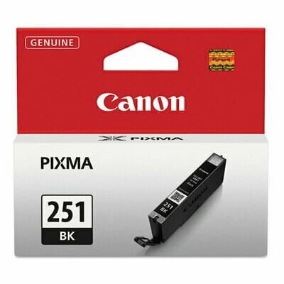 Canon 251 Black Cartridge