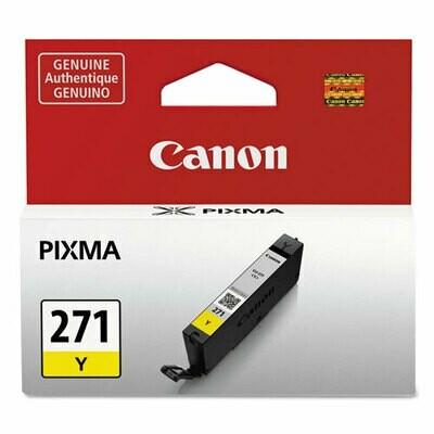 Canon 271 Yellow Cartridge