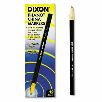 China Marker - Black
