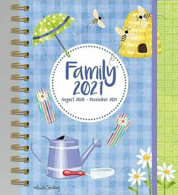 Family 2021 Plan-It Planner