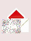 Kate Spade Holiday Dot Card Set