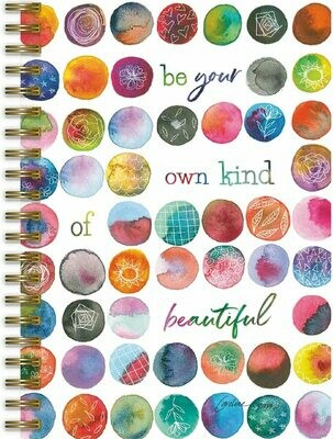 Journal - Be Your Own Kind Of Beautiful