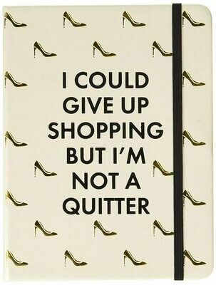 Mary Square Journal- I'm No Quitter