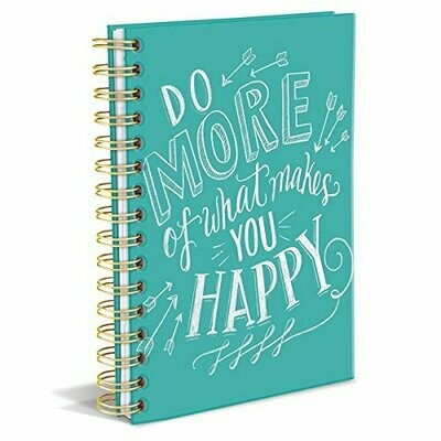 Graphique Journal - Do What Makes You Happy