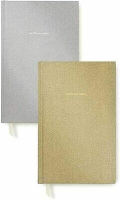 Kate Spade Journal Set-glitter