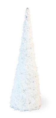 White Lace Snow Tree