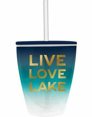 Tumbler- Live Love Lake