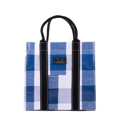 Scout Totes Ma Goat Blue