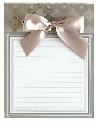 Anna Griffin Grey Notepad
