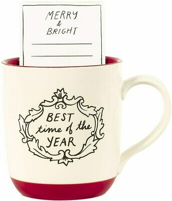 Best Time Of The Year Mug