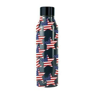 Caus Water Bottle, 17oz. - American