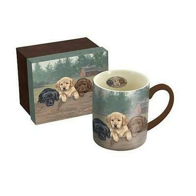 Coffee Mug - On The Fence
