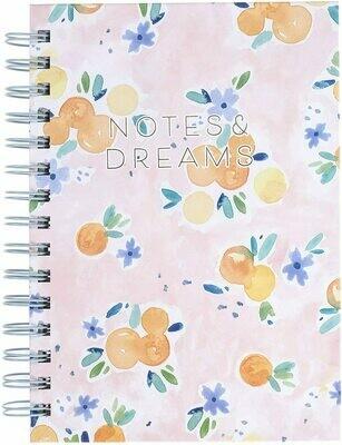 Graphique Orange Journal