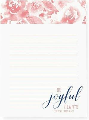 Graphique  Joyful Notepad