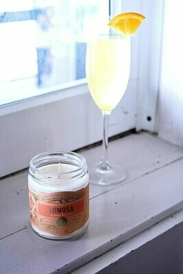 Rewind Mimosa Candle - 7oz